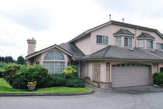 "Photo 1: 2622 CRAWLEY Avenue in Coquitlam: Coquitlam East Townhouse for sale in ""SOUTHVIEW ESTATES"" : MLS®# R2237997"