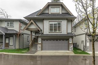Photo 1: 48 8217 204B Street in Langley: Willoughby Heights Townhouse for sale : MLS®# R2253802