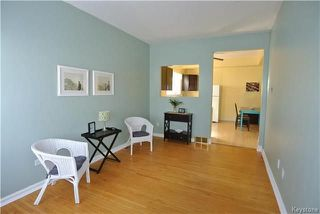 Photo 2: 442 King Edward Street in Winnipeg: St James Residential for sale (5E)  : MLS®# 1804148