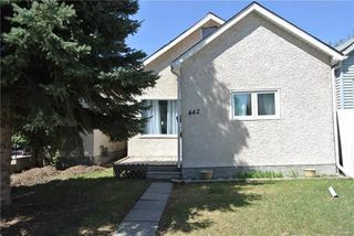 Photo 1: 442 King Edward Street in Winnipeg: St James Residential for sale (5E)  : MLS®# 1804148