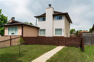 Photo 1: 159 Paddington Road in Winnipeg: River Park South Residential for sale (2F)  : MLS®# 1816314