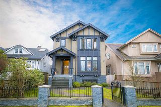 Photo 1: 3930 W 17TH Avenue in Vancouver: Dunbar House for sale (Vancouver West)  : MLS®# R2290911