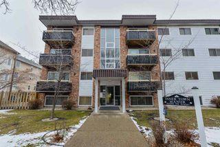 Main Photo: 105 10320 113 Street in Edmonton: Zone 12 Condo for sale : MLS®# E4137409
