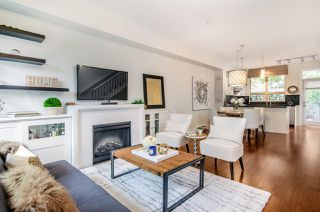 "Photo 2: 4503 PRINCE ALBERT Street in Vancouver: Fraser VE Townhouse for sale in ""Century Signature Collection"" (Vancouver East)  : MLS®# R2337403"