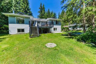 "Main Photo: 12334 POWELL Street in Mission: Stave Falls House for sale in ""STAVE FALLS"" : MLS®# R2337462"