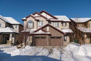 Main Photo: 2259 AUSTIN Way in Edmonton: Zone 56 House Half Duplex for sale : MLS®# E4144462