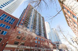 Photo 3: 906 10180 104 Street in Edmonton: Zone 12 Condo for sale : MLS®# E4145280
