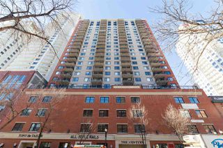Photo 2: 906 10180 104 Street in Edmonton: Zone 12 Condo for sale : MLS®# E4145280