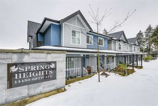"""Photo 20: 2 14450 68 Avenue in Surrey: East Newton Townhouse for sale in """"Spring Heights"""" : MLS®# R2344479"""