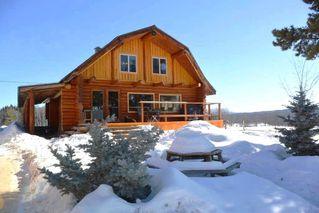 Photo 1: 14547 Fawn Road Smithers BC - Hobby Farm for Sale