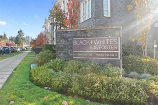 "Photo 20: 159 548 FOSTER Avenue in Coquitlam: Coquitlam West Townhouse for sale in ""BLACK+WHITES"" : MLS®# R2348364"