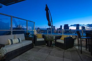 """Photo 10: 2504 999 SEYMOUR Street in Vancouver: Downtown VW Condo for sale in """"999 Seymour"""" (Vancouver West)  : MLS®# R2350714"""