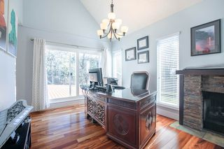 "Photo 3: 3681 BORHAM Crescent in Vancouver: Champlain Heights Townhouse for sale in ""THE UPLANDS"" (Vancouver East)  : MLS®# R2353894"