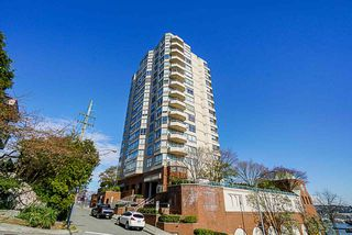 Main Photo: 503 328 CLARKSON Street in New Westminster: Downtown NW Condo for sale : MLS®# R2354025