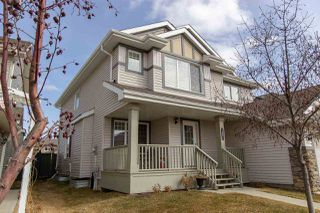 Main Photo: 1605 RUTHERFORD Road in Edmonton: Zone 55 House Half Duplex for sale : MLS®# E4151229
