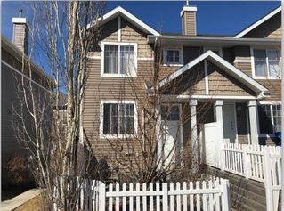 Main Photo: 52 3075 Trelle Crescent NW in Edmonton: Zone 14 Townhouse for sale : MLS®# E4153220