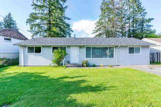 Main Photo: 22631 123 Avenue in Maple Ridge: East Central House for sale : MLS®# R2363745