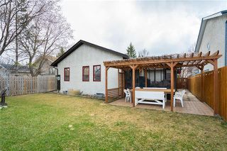 Photo 19: 11 Woodfield Bay in Winnipeg: Residential for sale (1G)  : MLS®# 1909830