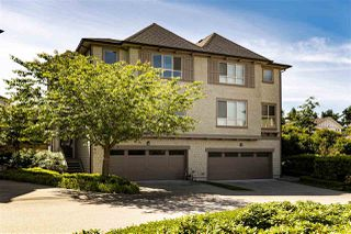 """Photo 1: 33 10595 DELSOM Crescent in Delta: Nordel Townhouse for sale in """"CAPELLA"""" (N. Delta)  : MLS®# R2377114"""