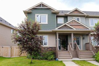 Photo 1: 323 NELSON Drive: Spruce Grove Attached Home for sale : MLS®# E4164984
