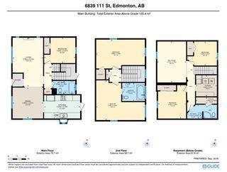 Photo 29: 6839 111 Street in Edmonton: Zone 15 House for sale : MLS®# E4165560