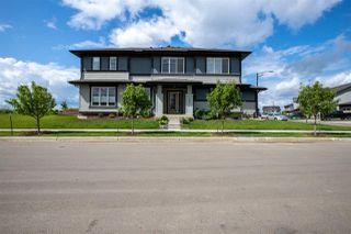 Main Photo: 2004 PRICE Landing in Edmonton: Zone 55 House Half Duplex for sale : MLS®# E4169602