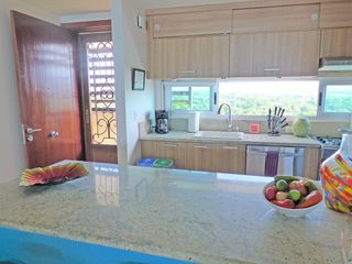 Photo 7: Fully Furnished Beach Front Resort Condo Priced to Sell!!