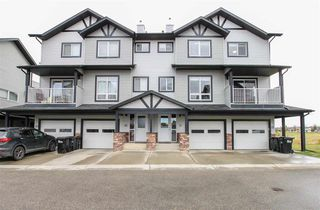 Main Photo: 71 11 COVER BAR Lane: Sherwood Park Townhouse for sale : MLS®# E4176367