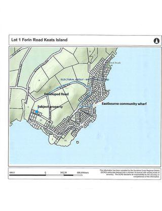 Photo 2: Lot 1 FORIN Road: Keats Island Land for sale (Sunshine Coast)  : MLS®# R2414802