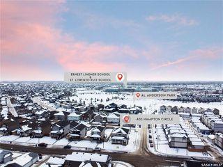 Photo 2: 403 Hampton Circle in Saskatoon: Hampton Village Residential for sale : MLS®# SK798578
