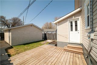 Photo 19: 390 Cairnsmore Street in Winnipeg: Sinclair Park Residential for sale (4C)  : MLS®# 202010390