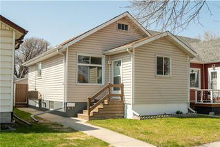 Photo 1: 390 Cairnsmore Street in Winnipeg: Sinclair Park Residential for sale (4C)  : MLS®# 202010390