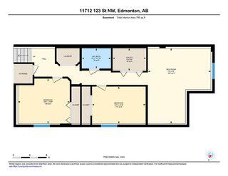 Photo 35: 11712 123 Street in Edmonton: Zone 07 House Half Duplex for sale : MLS®# E4197616