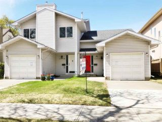 Photo 1: 11712 123 Street in Edmonton: Zone 07 House Half Duplex for sale : MLS®# E4197616