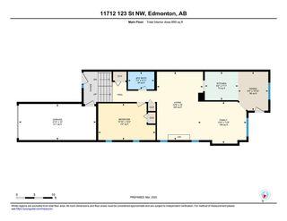Photo 34: 11712 123 Street in Edmonton: Zone 07 House Half Duplex for sale : MLS®# E4197616