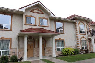 Photo 1: 97 13825 155 Avenue in Edmonton: Zone 27 Townhouse for sale : MLS®# E4198363