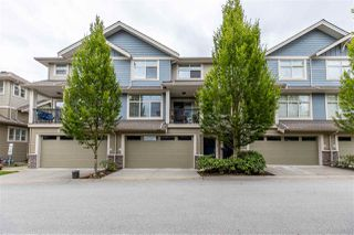 """Main Photo: 65 22225 50 Avenue in Langley: Murrayville Townhouse for sale in """"Murrays Landing"""" : MLS®# R2475440"""
