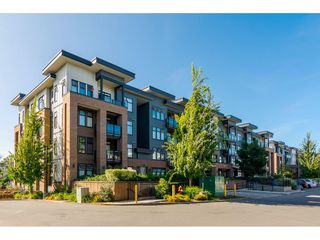 "Photo 1: 305 20062 FRASER Highway in Langley: Langley City Condo for sale in ""VARSITY"" : MLS®# R2508491"