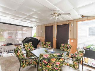"""Photo 36: 297 1840 160 Street in Surrey: King George Corridor Manufactured Home for sale in """"BREAKAWAY BAYS"""" (South Surrey White Rock)  : MLS®# R2519884"""