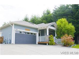 Photo 1: 2441 Driftwood Dr in SOOKE: Sk Sunriver Single Family Detached for sale (Sooke)  : MLS®# 579871