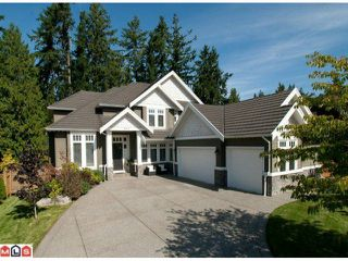 "Photo 1: 14473 33A Avenue in Surrey: Elgin Chantrell House for sale in ""ELGIN CREEK"" (South Surrey White Rock)  : MLS®# F1124263"