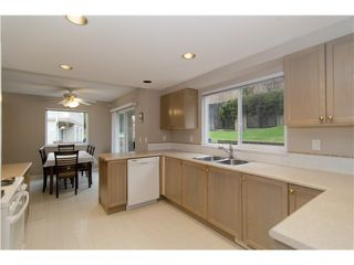Photo 4: 1611 PLATEAU CR in Coquitlam: Westwood Plateau House for sale : MLS®# V995382