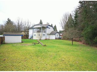 Photo 9: 11845 97A AV in Surrey: Royal Heights House for sale (North Surrey)  : MLS®# F1313082