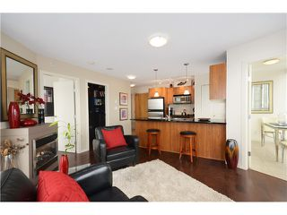 "Photo 7: # 2202 1199 SEYMOUR ST in Vancouver: Downtown VW Condo for sale in ""BRAVA"" (Vancouver West)  : MLS®# V1033200"