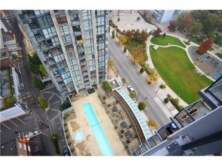 "Photo 17: # 2202 1199 SEYMOUR ST in Vancouver: Downtown VW Condo for sale in ""BRAVA"" (Vancouver West)  : MLS®# V1033200"