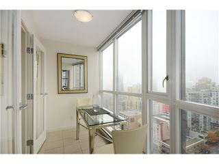 "Photo 3: # 2202 1199 SEYMOUR ST in Vancouver: Downtown VW Condo for sale in ""BRAVA"" (Vancouver West)  : MLS®# V1033200"