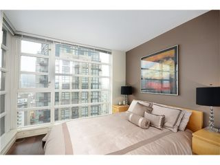 "Photo 4: # 2202 1199 SEYMOUR ST in Vancouver: Downtown VW Condo for sale in ""BRAVA"" (Vancouver West)  : MLS®# V1033200"