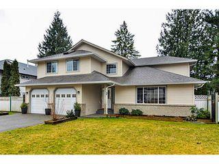 Photo 1: 22802 127TH Avenue in Maple Ridge: East Central House for sale : MLS®# V1048412