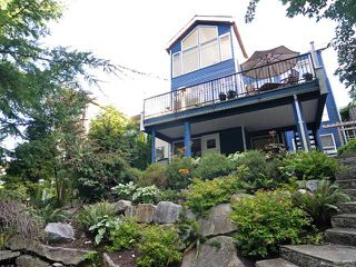 Photo 13: 5484 MONTE BRE Crescent in West Vancouver: Upper Caulfeild House for sale : MLS®# V1058686