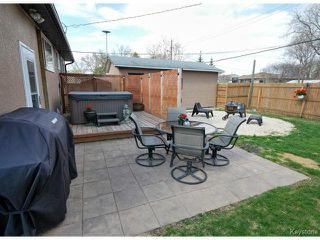 Photo 17: 146 Danbury Bay in WINNIPEG: Westwood / Crestview Residential for sale (West Winnipeg)  : MLS®# 1410862